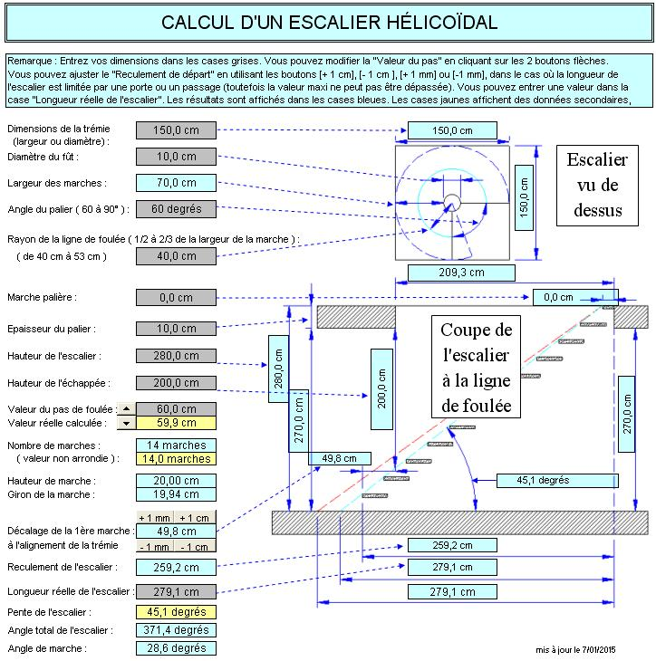 escalier helicoidal 1 up dwg